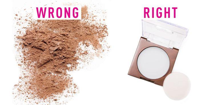 18 Genius Hacks for Fixing Makeup Mistakes Every Woman Makes - Cosmopolitan.com