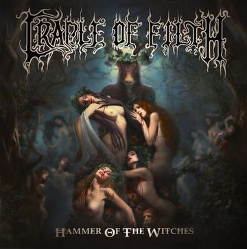 DAY ON A SCREEN: CRADLE OF FILTH - BLACKEST MAGICK IN PRACTICE (official video)