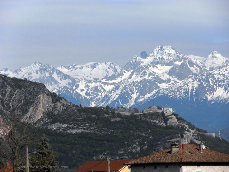 Grenoble à vélo: ma trouvaille de Sassenage (Sassenage part 2)
