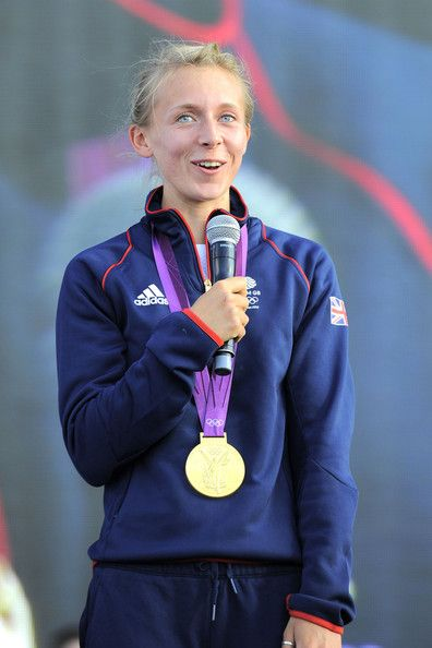 Katherine Copeland. Olympic Gold Medal Winner (Rowing) 2012.