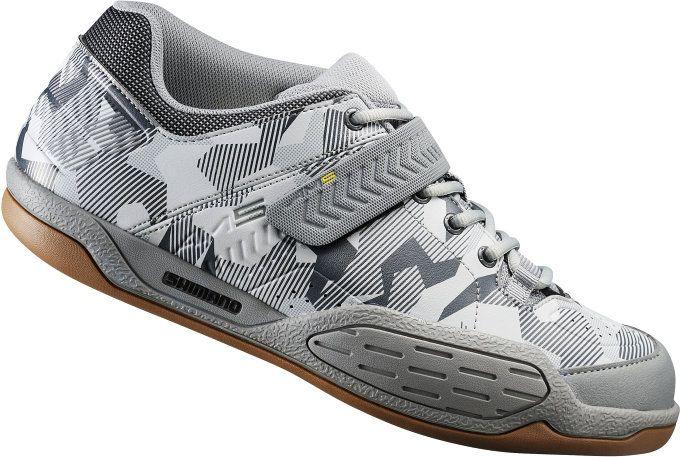 Shimano SH-AM5C MTB Schuhe Grau/Weiß
