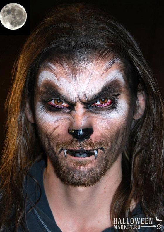 die besten 25 werwolf kost m ideen auf pinterest werwolf kost m werwolf maske und sexy. Black Bedroom Furniture Sets. Home Design Ideas