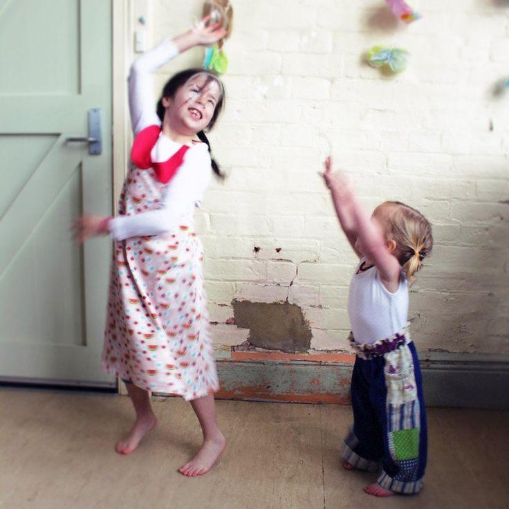 Tootypegs Kids Paper bag pocket pants
