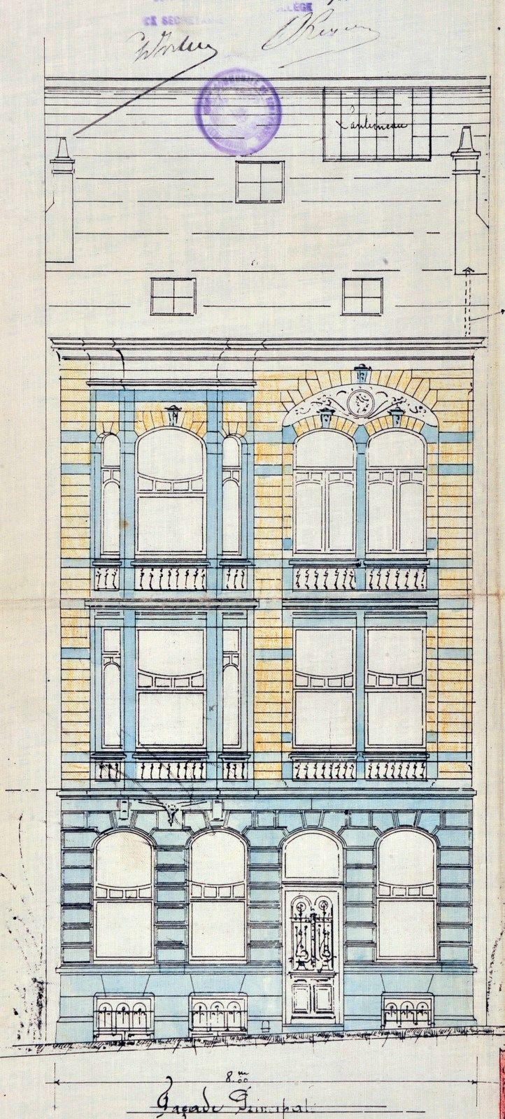Schaerbeek - Avenue Louis Bertrand 29 - Rue de la Ruche 60-62-62a