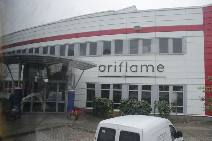 Plant Oriflame in the city of Ursus