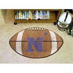 Naval Academy Navy Football Floor Rug Mat
