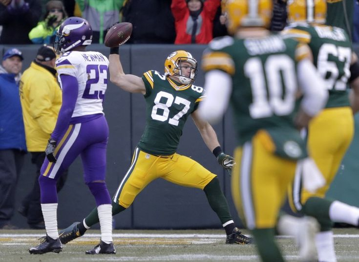 Vikings Refused to Follow Game Plan for Jordy Nelson -- Green Bay Packers receiver Jordy Nelson went off on Saturday. He can thank a couple Minnesota Vikings' defensive backs, who refused to follow the game plan.