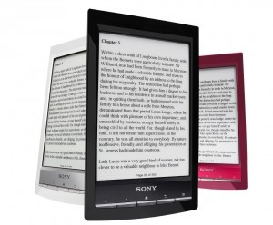 Awesome sony ereader
