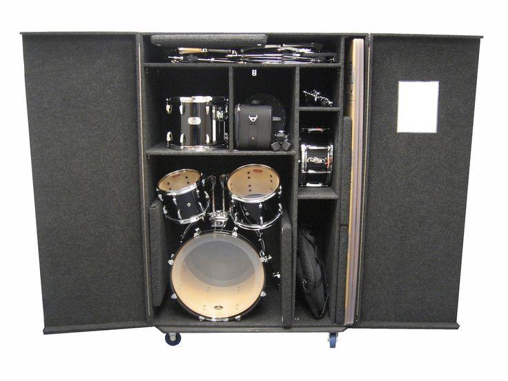 Acoustic Drum Case