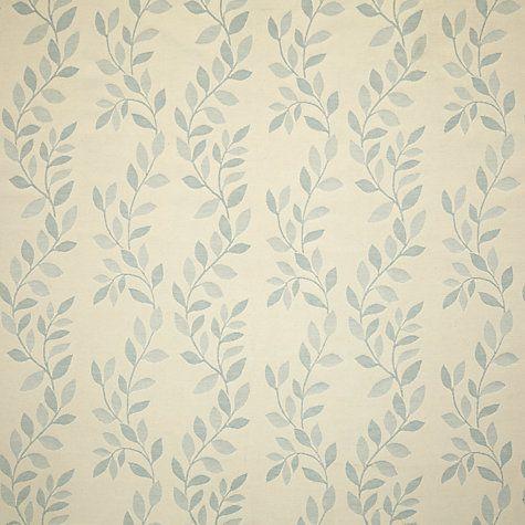 Buy John Lewis Savannah Furnishing Fabric, Duck Egg Online at johnlewis.com