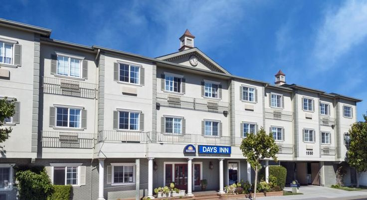 Days Inn San Francisco International Airport West San Bruno Convenient to area motorways and less than 5 km from San Francisco International Airport, this hotel in San Bruno offers convenient services and amenities within walking distance of restaurants and shopping.