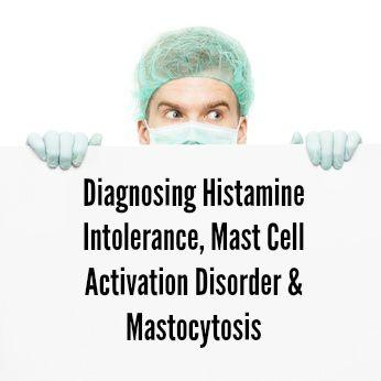 diagnosing histamine intolerance || Low Histamine Chef
