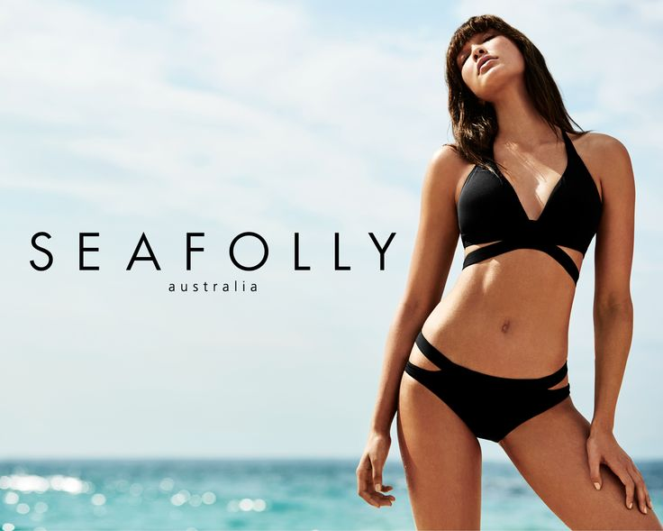 Sleek lines & sports inspired mesh swimwear are this season must-have. A…