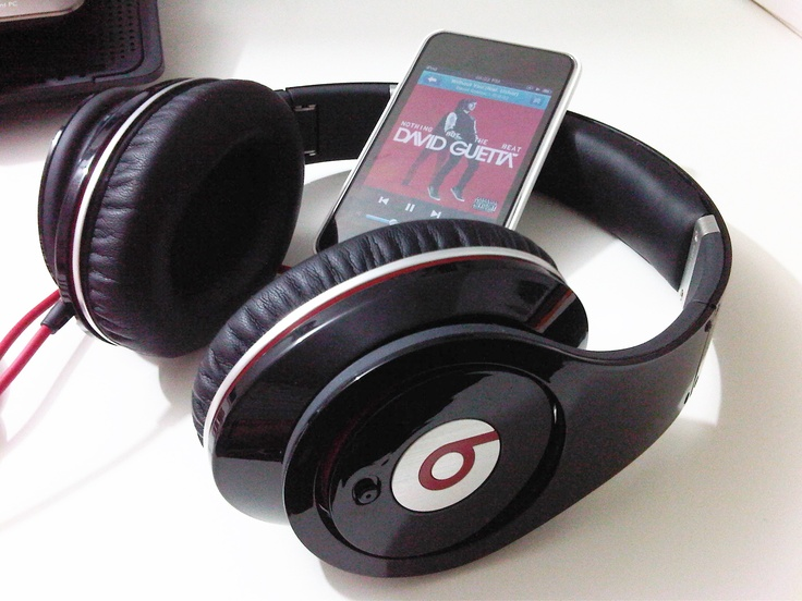 Beats by Dre X IPod touch