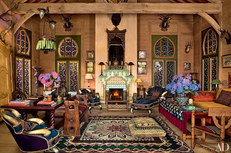 Eclectic Design Ideas Photos | Architectural Digest