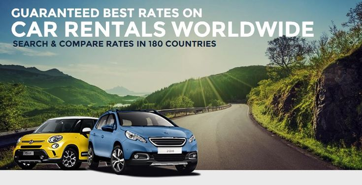 Save up to 30% on car rentals at 20,000 pickup locations across 180 countries. We are the global leader in car rentals.