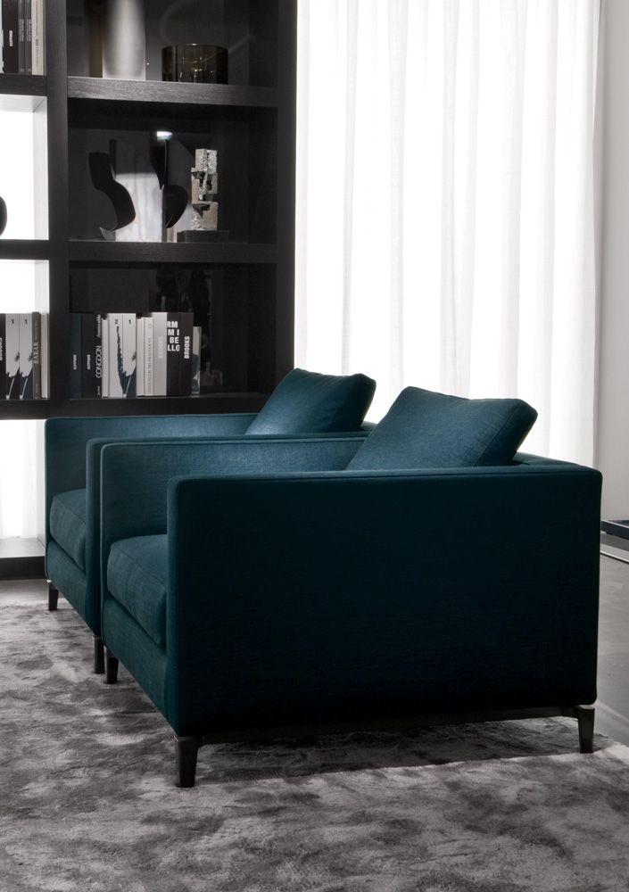I Don T Like The Shape But Do Idea Of Individual Chairs Minotti Furnituresofa Furnitureliving Room