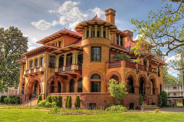 Patsy Clark Mansion - Spokane, WA   Mansions   Pinterest