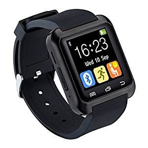 chereeki bluetooth smartwatch sport smart fitness uhr armband telefon uhren mit mehrsprachigen. Black Bedroom Furniture Sets. Home Design Ideas