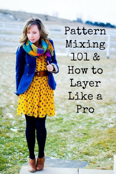 The secret to perfect pattern mixing and how to layer like a pro.