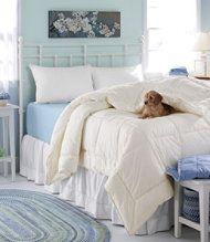 PrimaLoft Down Alternative Comforter, Warmer