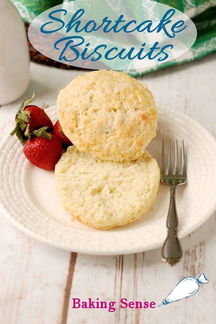 Shortcake Biscuits Recipe Shortcake Biscuits Strawberry Shortcake Recipes Food