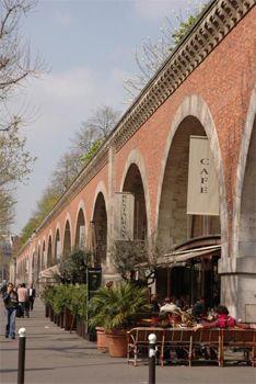Viaduc des arts, avenue Daumesnil (2) #Paris12