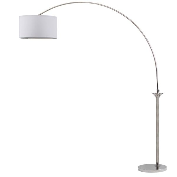 arc floor lamp by safavieh safavieh lighting 84 inch mira arc floor. Black Bedroom Furniture Sets. Home Design Ideas