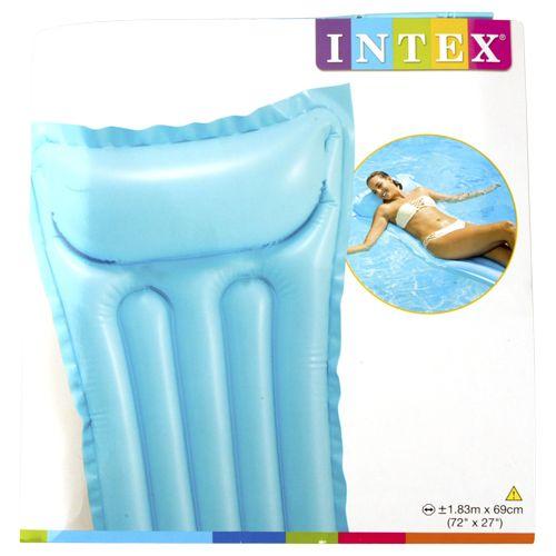 Intex Luftbett Vinyl ca.183x69cm ver.Frb
