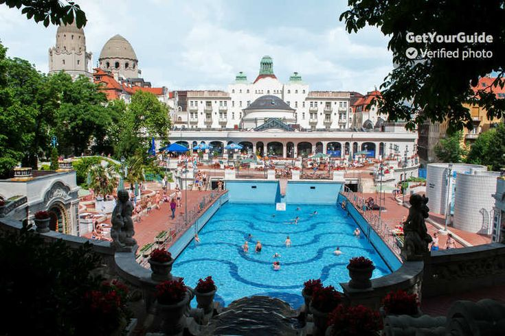 Enjoy pure relaxation at one of Budapest's finest thermal spas. Bathe in natural waters famous for their soothing and healing powers on the beautiful Buda side of the city.