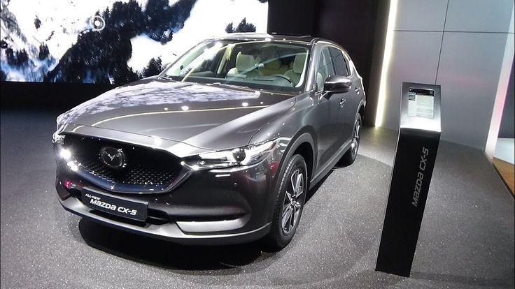 2018 Mazda CX-5 - Exterior and Interior - I love my new car!!