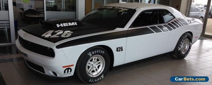 Dodge: Challenger 426 #dodge #challenger #forsale #canada