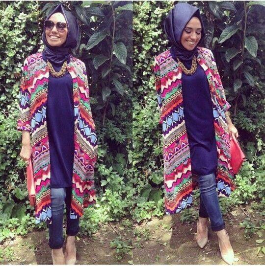 Hulya Aslan kimonos