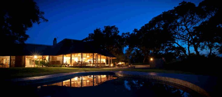 Jackalberry Lodge in Thornybush Game Reserve