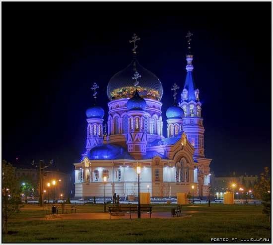 Успенский кафедральный собор (Омск)