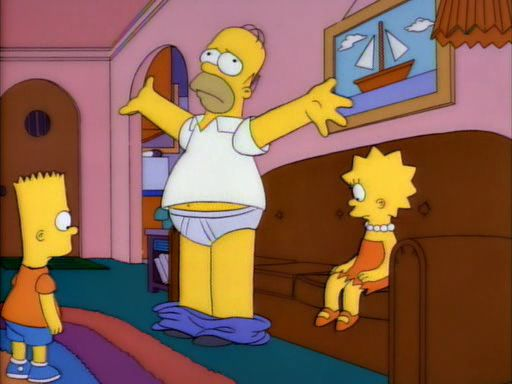 New Kid On The Block Simpsons Quotes
