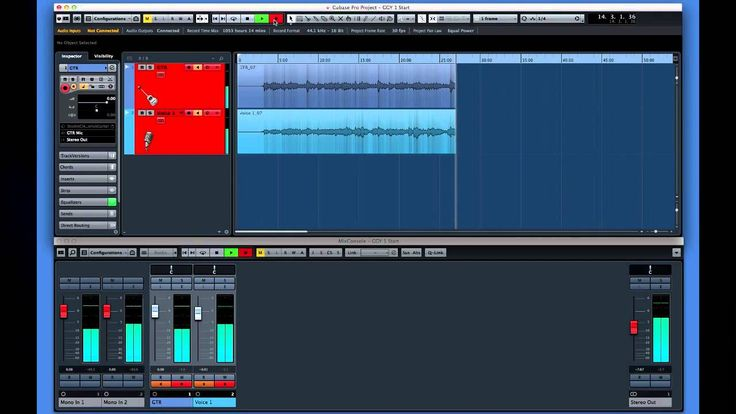 Cubase 8 Quick Start Videos   Chapter 3   Basic audio recording