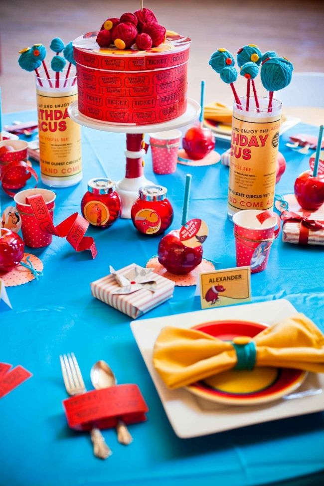 Decorating Ideas > 17 Best Images About Vintage Circus Theme On Pinterest  ~ 043850_Birthday Party Ideas Omaha
