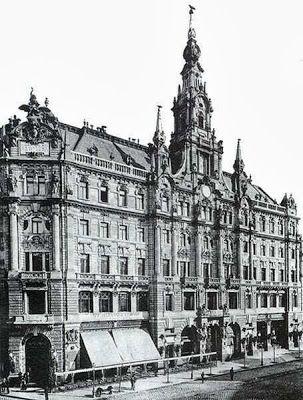 Kondor Vilmos | Budapest noir | New York palota Budapesten | #book #crime #budapest