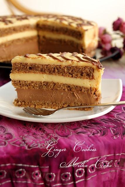 Торта  Milka