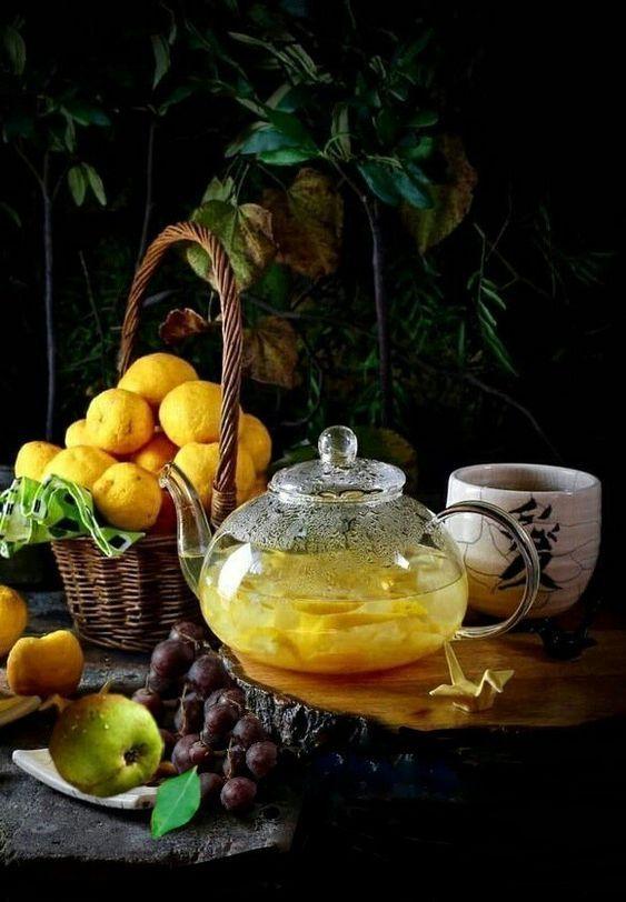центральном районе, картинки чай с фруктами любом случае вкусовые