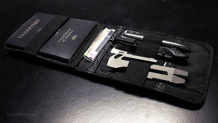 - 20$Bandit Micro Kit as EDC Wallet - Find our speedloader now!  http://www.amazon.com/shops/raeind
