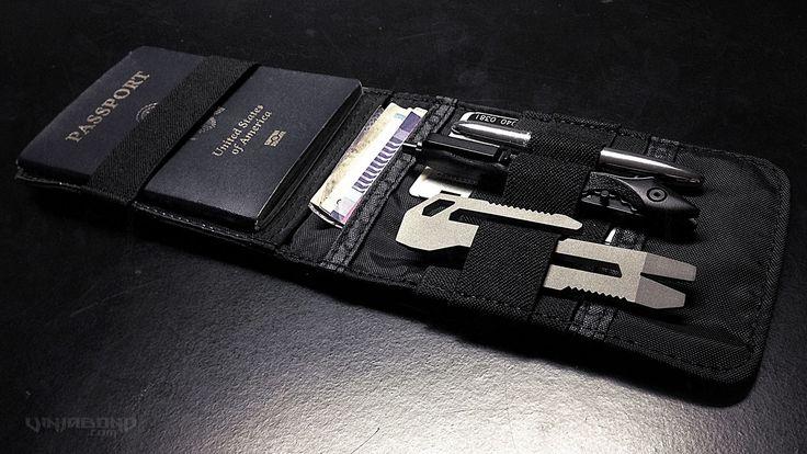 - 20$Bandit Micro Kit as EDC Wallet -