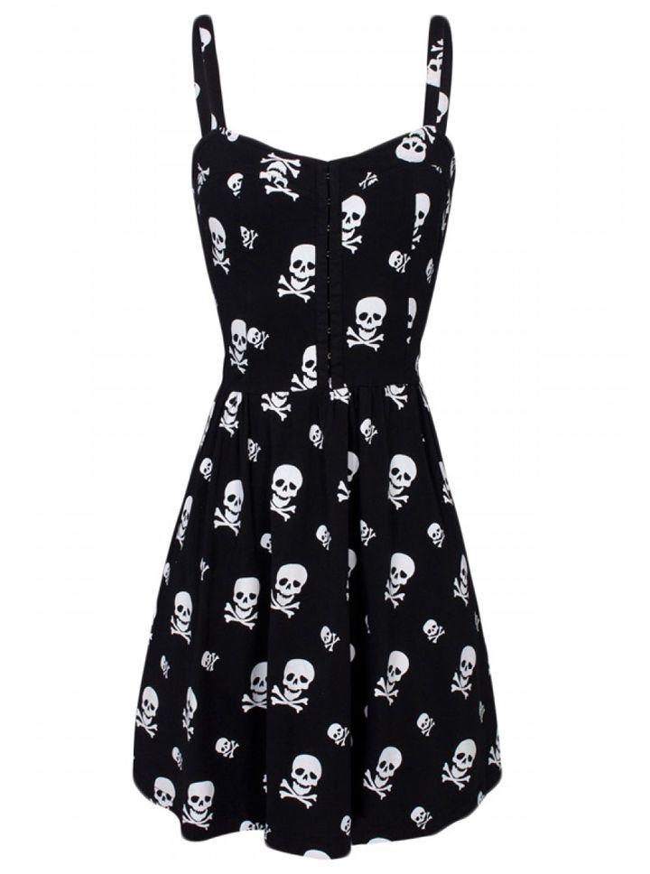 Women's Dresses - Punk, Indie & Tattoo Dresses | Inked Shop