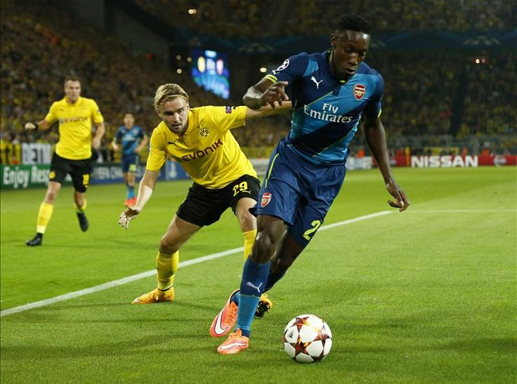 Arsene Wenger tells Danny Welbeck to follow in the footsteps of Thierry Henry at Arsenal - http://www.squawka.com/news/wenger-urges-welbeck-to-use-henry-example/182609