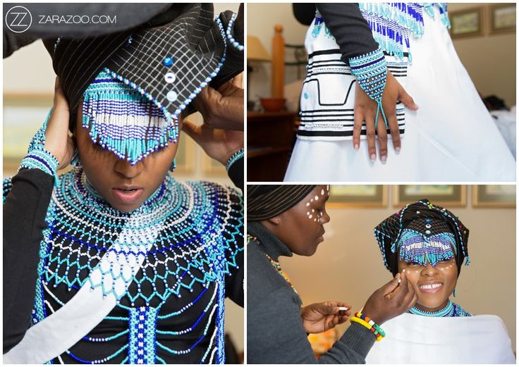 Traditional African Wedding - ZaraZoo Photography