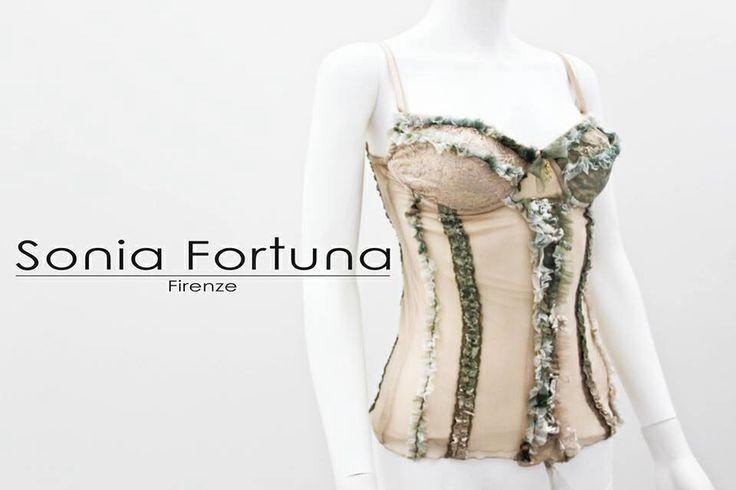 Sonia Fortuna Spring Summer 2014