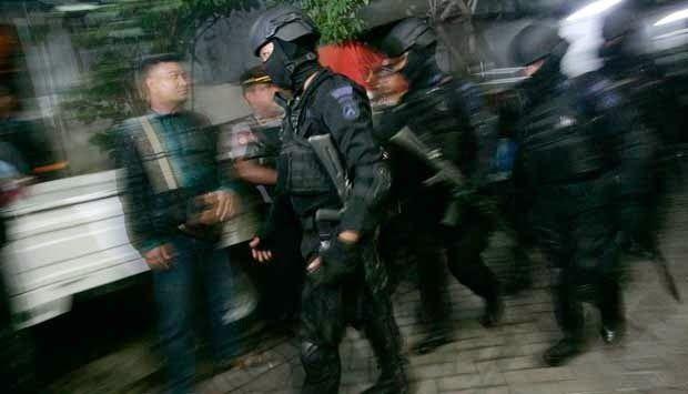 Jakarta - Kadiv Humas Polri Irjen Boy Rafli Amar mengatakan, Densus 88 Antiteror Mabes Polri te...