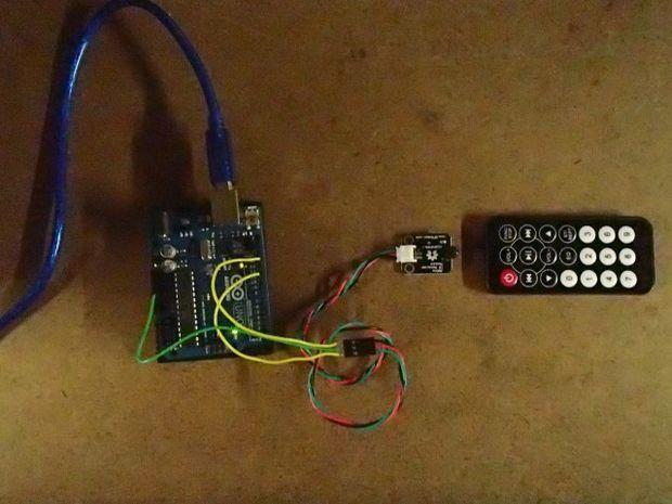 Arduino Infrared tutorial