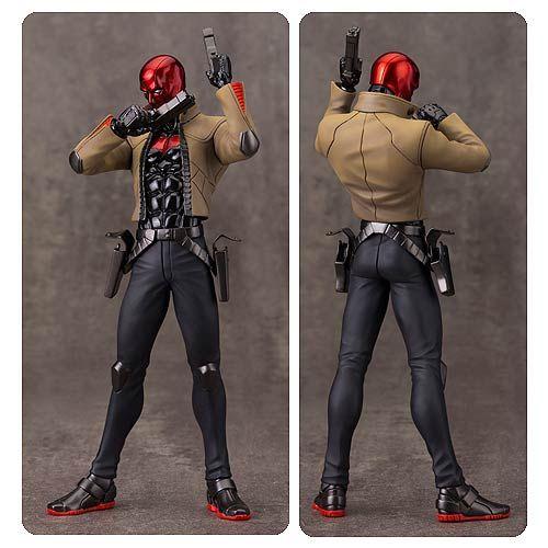 Batman Red Hood ArtFX Tenth Scale Statue